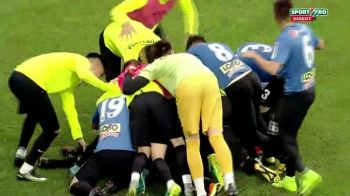 Show total la Sport.ro: Viitorul castiga Cupa Romaniei U19 la penalty-uri in fata celor de la UTA! VIDEO