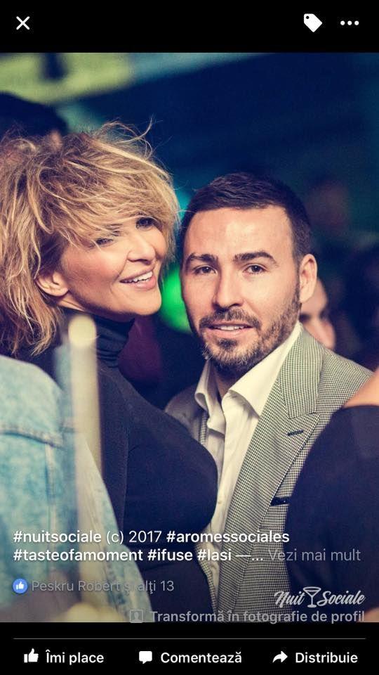 Cu ce fotbalist celebru si-a dat intalnire Andreea Esca in Dubai