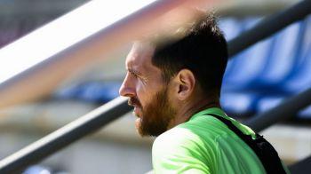 """Messi s-a rastit la sefii de la Barcelona: """"De ce nu l-ati transferat?"""" Jucatorul pe care il voia langa MSN"""