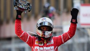 """Dubla"" Ferrari la Monaco: Vettel - primul, Raikkonen - al doilea! Clasamentul pilotilor"