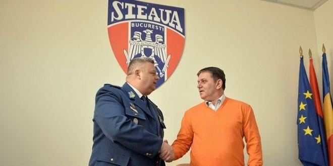 Proiectul CSA Steaua se naste cu o fenta? Planul oamenilor din minister pentru a inscrie echipa in fotbal