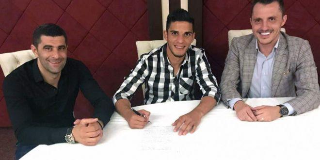 OFICIAL Un nou transfer la Astra! Un brazilian de la Pandurii a semnat pe doi ani