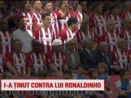 Ronaldinho a facut SHOW de langa Contra la ultimul meci de pe Calderon! Ce amintire a pastrat antrenorul lui Dinamo