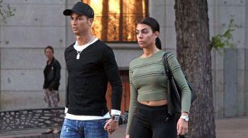 Veste URIASA pentru Ronaldo inaintea finalei UCL: iubita lui e gravida in luna a patra cu gemeni!