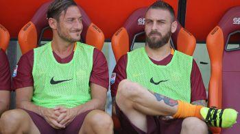 De Rossi continua povestea inceputa de Totti. Mijlocasul si-a prelungit contractul cu Roma