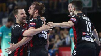 Vardar Skopje a castigat Liga Campionilor la handbal masculin: 24-23 in finala cu PSG