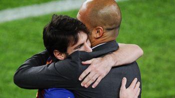 """""""Mi-ar placea sa intru in mintea lui, sa vad cum reuseste!"""" Declaratia superba a lui Guardiola despre Messi! Ce a zis despre venirea lui Valverde la Barca"""