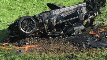 Accident DRAMATIC pentru unul dintre prezentatorii Grand Tour! Richard Hammond a ajuns la spital cu elicopterul! VIDEO
