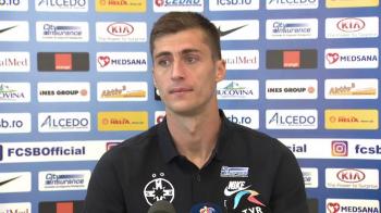"""""""M-am simtit vinovat, frustrat!"""" Larie, BANTUIT de penalty-ul care a trimis titlul la Viitorul! Cum a fost primit la Steaua"""