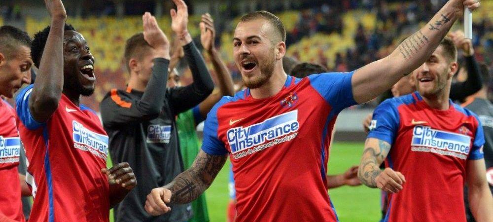 """""""S-a facut, a semnat pe 5 ani!"""" Cat de putin a putut sa plateasca Steaua pe cel mai NEASTEPTAT transfer al verii"""