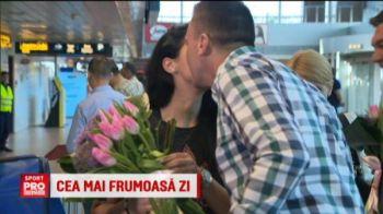 Cea mai fericita sportiva din Romania! A luat medalie la europene de ziua ei! VIDEO