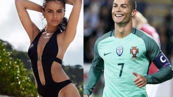 Cristiano Ronaldo, prins in ofsaid? Ce a facut starul Realului cand era la echipa nationala! Femeia l-a dat de gol fara sa vrea