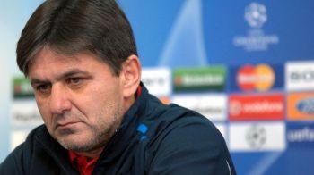 """Lacatus a driblat azi presa, Raducioiu a promis ca il ajuta pentru proiectul CSA Steaua: """"Sigur ii dam jucatori!"""""""