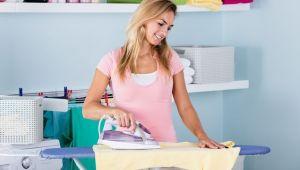 Cum sa-ti calci corect hainele, in functie de material