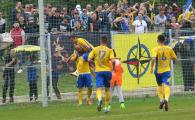 Sarbatoare in galben si albastru! Petrolul, 99% promovata, chiar in ziua in care Parma a urcat in B, dupa doua promovari consecutive