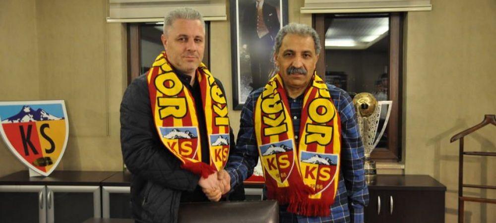 Transfer BOMBA pentru Sumudica la Kayseri! Pe langa Boldrin, aduce un coleg de-al lui Chipciu si Stanciu de la Anderlecht