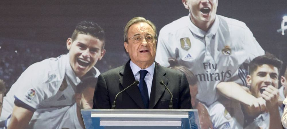 19 trofee si peste 1.3 miliarde de euro cheltuite pe jucatori! Florentino Perez va ramane presedintele lui Real Madrid inca 4 ani