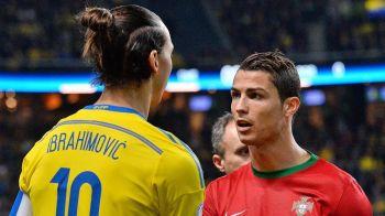 "Clubul care i-a ofertat pe Zlatan si Cristiano Ronaldo in aceasta vara: ""Nu avem bani, dar avem fani minunati"""