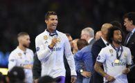 """Comunicatul FALS emis de Ronaldo despre plecare de la Real este absolut genial :)) """"La United m-am format ca jucator si sex simbol"""""""