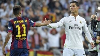 Neymar i-a dat mesaj lui Ronaldo pe whatsapp, dupa ce a aflat ce procesul de evziune! Ce i-a transmis brazilianul