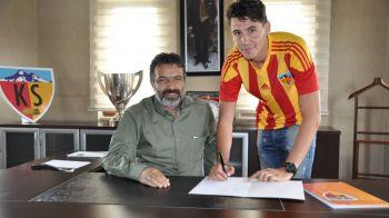 FOTO: Boldrin si Silviu Lung Jr au fost prezentati oficial la Kayseri! Pe cati ani au semnat cu echipa lui Sumudica