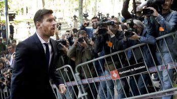 Condamnarea la inchisoare a lui Messi, transformata intr-o amenda! Cati bani plateste starul Barcelonei
