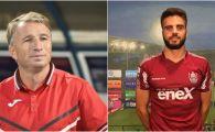 CFR Cluj a oficializat al 9-lea transfer al verii. Un mijlocas spaniol a sosit langa Petrescu si Bokila