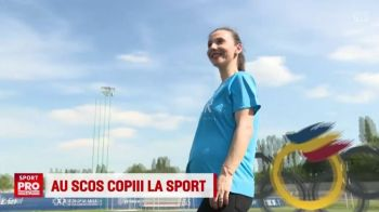 Andreea Raducan, gata sa se urce pe barna chiar si in luna a 5-a de sarcina! Cum a surprins-o pe Alina Dumitru