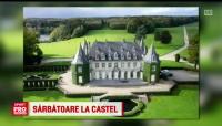 Cine este fotbalistul care a inchiriat cu 500.000 de euro un CASTEL pentru nunta! Viitoarea sotie a fost Miss Belgia