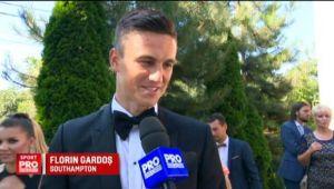 """""""Sunt obisnuit cu emotiile!"""" Imagini superbe de la nunta lui Gardos"""