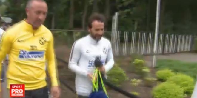 VIDEO: Are 41 de ani!  Transfer surpriza la Steaua? Inca un jucator de la Astra a fost propus de Teixeira :))