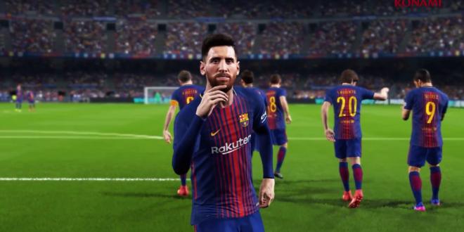 PES 2018 va fi mai bun!  Atac incredibil asupra jocului FIFA 18