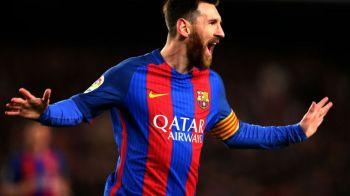 Messi i-a indeplinit visul unui pusti care l-a asteptat ore intregi in fata casei. Gestul facut de argentinian