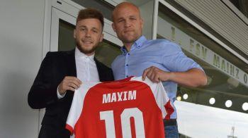 """MOTIVUL pentru care Maxim a plecat de la Stuttgart: """"Artistul driblingului a vrut sa stie daca e important"""" Ce raspuns a primit"""