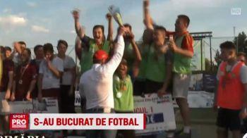 Brazilienii au castigat cupa intre cartiere! Aparitie surprinzatoare a lui Florentin Dumitru: a purtat tricoul lui Dinamo!