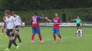 Calcaie, pase cu exteriorul si doua goluri! VIDEO montaj cu toate fazele lui Budescu la primul meci in tricoul Stelei