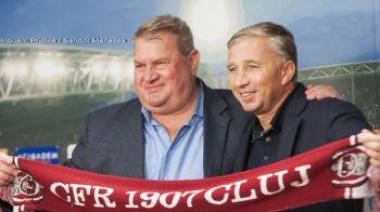 Transferul cu numarul 15 la CFR, confirmat de Iuliu Muresan: Dan Petrescu mai vrea inca 3 jucatori