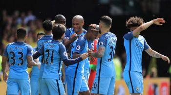ANOMALIILE fotbalului! Au devenit campioni cu golaveraj negativ la finalul sezonului! Ce au reusit cei de la Man City