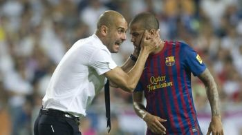 Surpriza URIASA! Dani Alves i-a tras teapa lui Guardiola! Cu cine semneaza