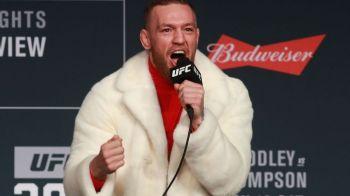 "Atac incredibil al lui McGregor la Mayweather: ""Trebuia sa ramai retras! Acum ai pus-o!"""