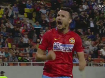 "10.000 de stelisti la primul meci pe National Arena! Budescu: ""In seara asta m-am simtit fotbalist!"""