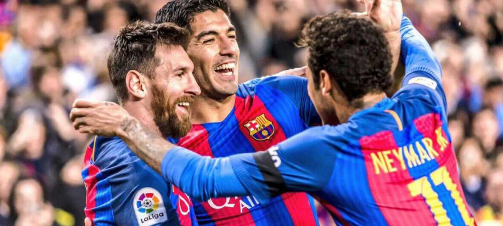 Supertransferuri langa Messi si Neymar. Barcelona arunca 125 de milioane pe 2 jucatori. Oferte de ultima ora