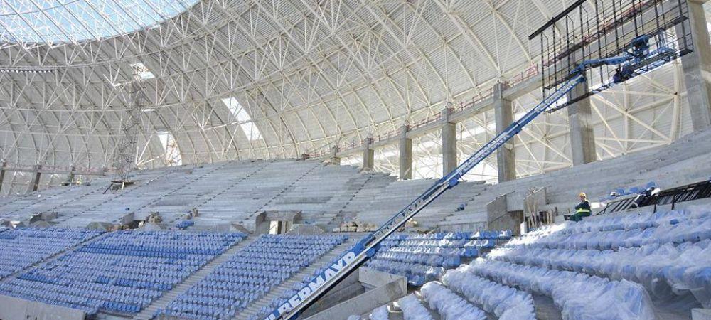 Stadion construit GRESIT?! Informatiile momentului de la Craiova. Cand va fi gata BIJUTERIA de 50 de mil