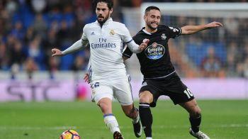 Andone cu Real Madrid si Tosca impotriva Barcelonei. Debut nebun de sezon pentru romanii din La Liga