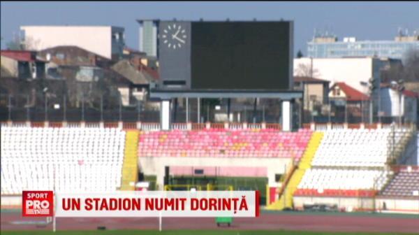 """""""Nici nu vreau sa ma gandesc!"""" Anuntul lui Negoita despre varianta unui stadion nou pentru Dinamo"""