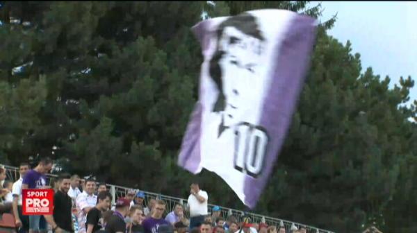 VIDEO! Mutu a marcat in meciul pentru Nicolae Dobrin! Legenda Pitestiului ar fi implinit 70 de ani