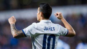 El ii ia locul lui James Rodriguez la Real Madrid! Cine va purta tricoul cu numarul 10! OFICIAL