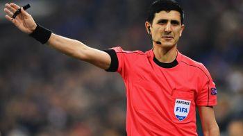 UEFA a anuntat arbitrul meciului Steaua - Plzen. Un central care i-a arbitrat pe Budescu si Alibec in grupele UEL, anul trecut, vine pe National Arena