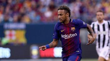 Singurul lucru care mai sta in calea transferului lui Neymar! Ce le-a cerut celor de la PSG