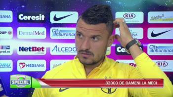 Prima reactie a lui Budescu dupa accidentarea din meciul cu Plzen. Ce spune mijlocasul